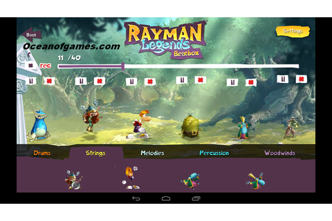 Rayman Legends Free Download - Ocean Of Games