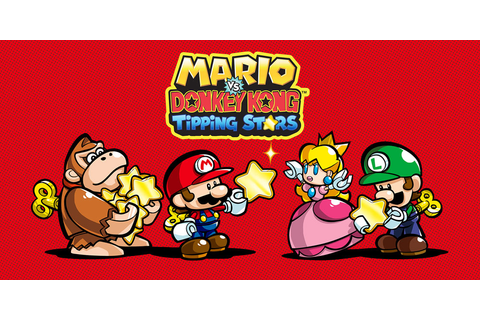 Mario vs. Donkey Kong: Tipping Stars | Wii U download ...