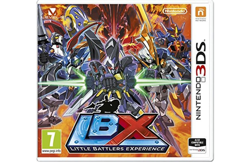 Little Battlers Experience - 3DS/2DS Game | Multirama.gr