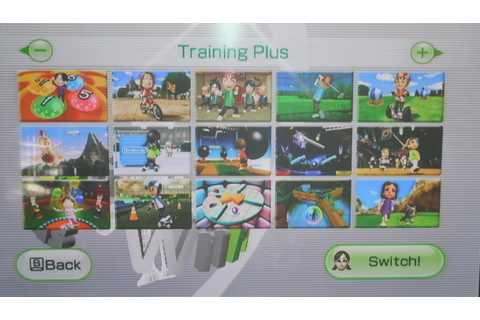 Things. And Stuff.: Wii Fit Plus