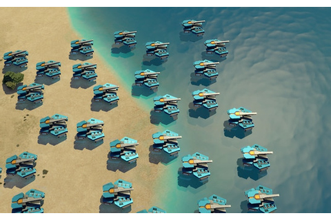 Planetary Annihilation: TITANS on Steam - PC Game | HRK Game