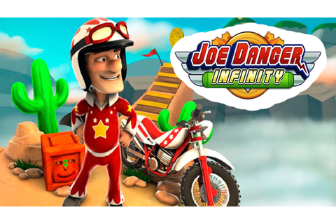 Joe Danger Infinity Gameplay IOS & Android - YouTube