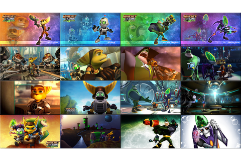 Ratchet and Clank All 4 One by GT4tube on DeviantArt
