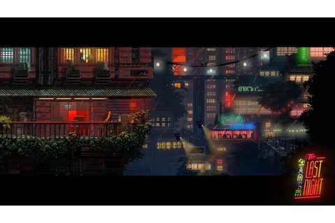 The Last Night Reveals Screenshots and Artwork
