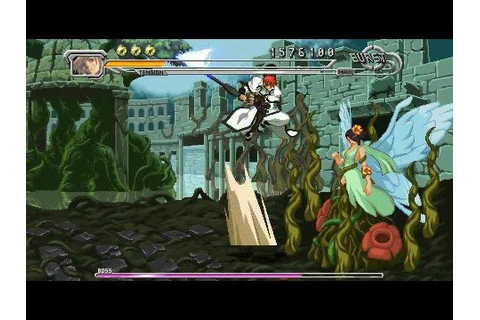 Guilty Gear Judgment - Stage 2 boss - YouTube