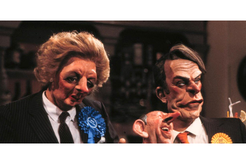 Spitting Image is 30: Looking back at the satirical puppet ...