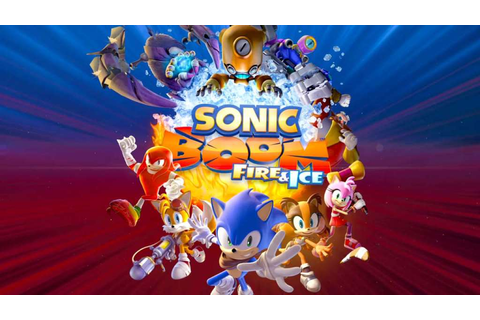 up a live stream for Sonic Boom: Fire & Ice showcasing the game ...