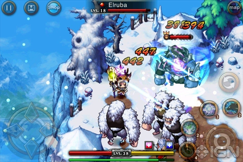 Zenonia 4 Screenshots, Pictures, Wallpapers - iPhone - IGN