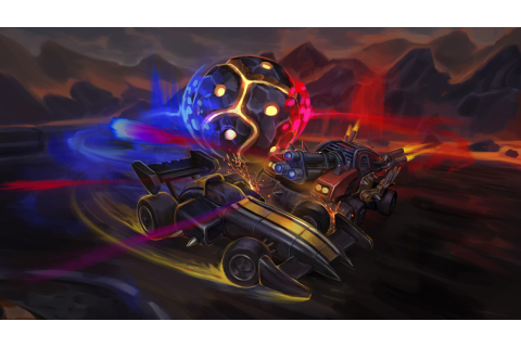 Heavy Metal Machines, the car-combat MOBA currently in ...