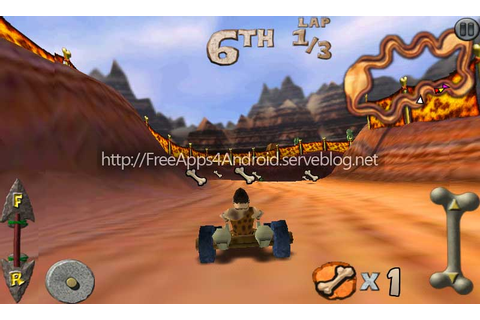 Free Games 4 Android: Cro-Mag Rally v1.0.9 apk download ...