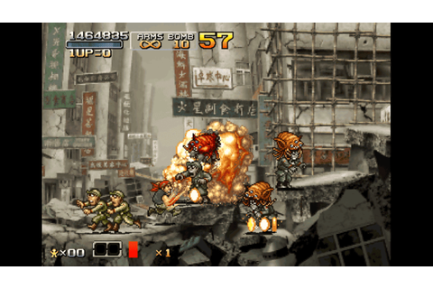 METAL SLUG 6 on PS3 | Official PlayStation™Store Singapore