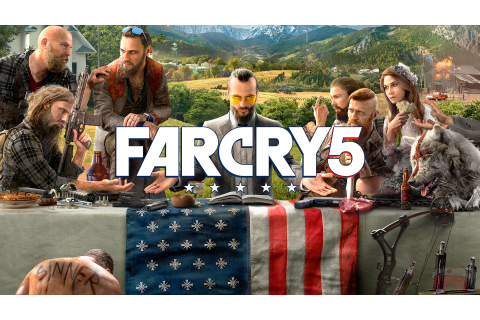 FAR CRY 5 TORRENT - FREE FULL DOWNLOAD - NEWTORRENTGAME