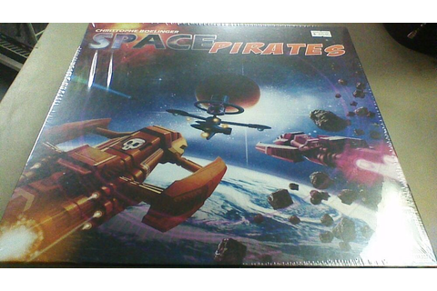 Sirius presents Space Pirates the Board Game! | eBay