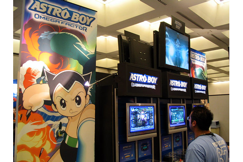 Astro Boy: Omega Factor - The Next Level Game Boy Advance ...