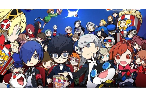 Persona Q2: New Cinema Labyrinth launch DLCs detailed ...