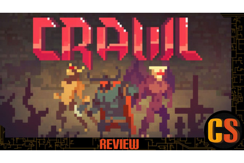 CRAWL - PS4 REVIEW - YouTube