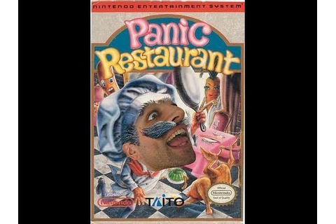 Panic Restaurant (Part 1) - Pat the NES Punk - YouTube
