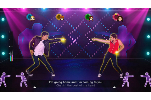 Just Dance: Disney Party 2 (Wii U) Screenshots