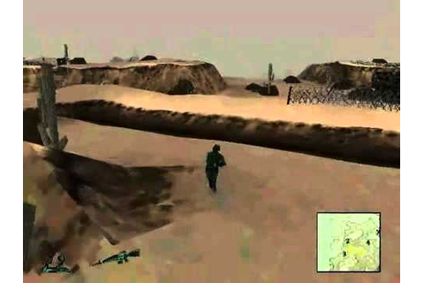 Army Men 3D Level 4 - Playstation PS1 - YouTube