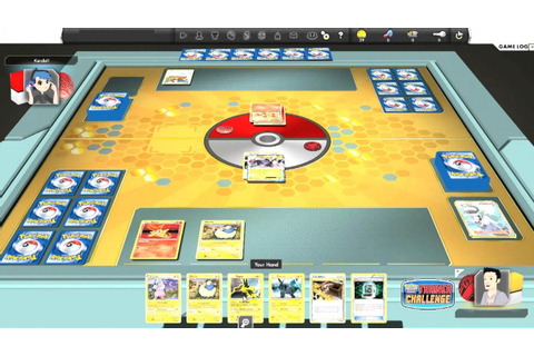 CGRundertow POKEMON TRADING CARD GAME ONLINE for PC Video ...