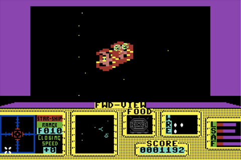Download Space Hunter (Commodore 64) - My Abandonware