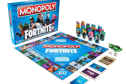 Fortnite Monopoly is coming this October - Polygon