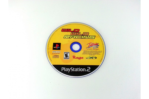 Wild Wild Racing game for Playstation 2 (Loose) | The Game Guy
