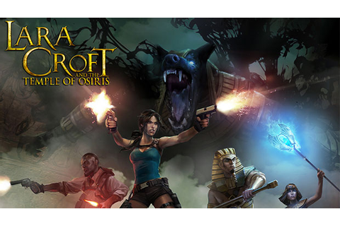 Lara Croft and the Temple of Osiris | New Game Plus