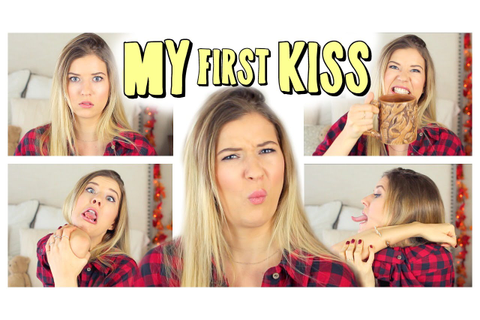 MY FIRST KISS STORY ♡: Twitter Q&A ♡ - YouTube