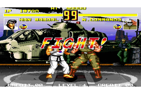 Fight Fever (NEO GEO) [HD] - YouTube
