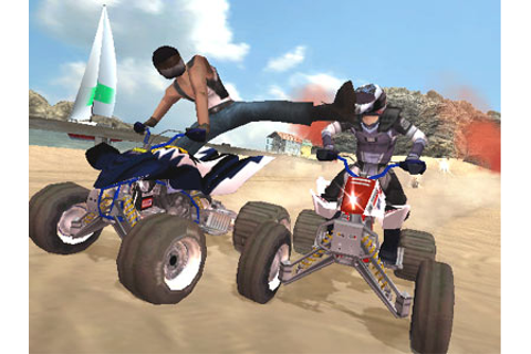 """The Next Level"" Game Review - ATV Quad Power Racing 2"