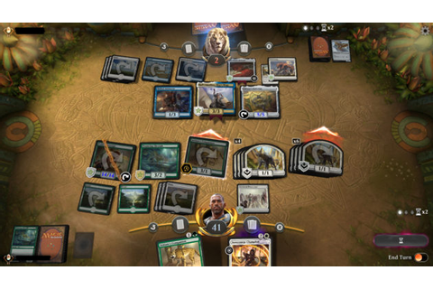 'Magic: The Gathering – Arena' faithfully replicates ...