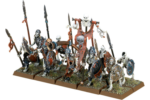 Skeleton Warriors (Vampire Counts) | Warhammer Wiki ...