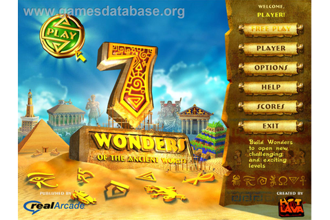 7 Wonders of the Ancient World - Valve Steam - Games Database