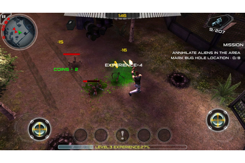 Alien Shooter EX - Android Game, Download & Gameplay ...