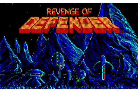 Revenge of Defender (a.k.a. Starray) Download (1989 Arcade ...