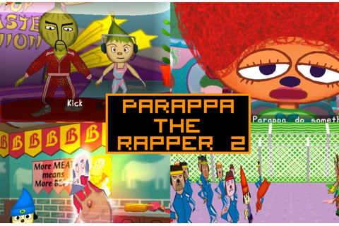 PS4 Review: PaRappa the Rapper 2 – Game Jurk