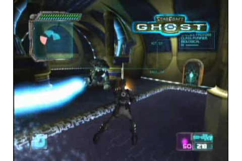 Starcraft Ghost - Game Trailer (2003, Unreleased) Xbox ...