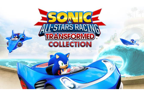 Sonic & All-Stars Racing Transformed Free Download (Inclu DLC)