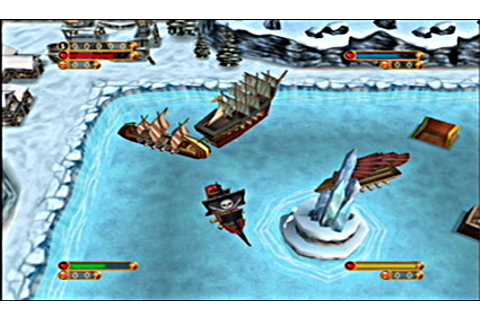 Pirates: The Key of Dreams Review for the Nintendo Wii