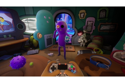 Trover Saves The Universe Review – Hilarious, Bizarre, And ...