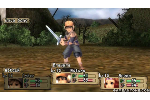 Brave Story: New Traveler - [PSP - HD] - Part 20 ...