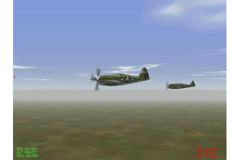 European Air War (Windows) - My Abandonware