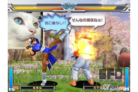 street fighter online with mouse controls