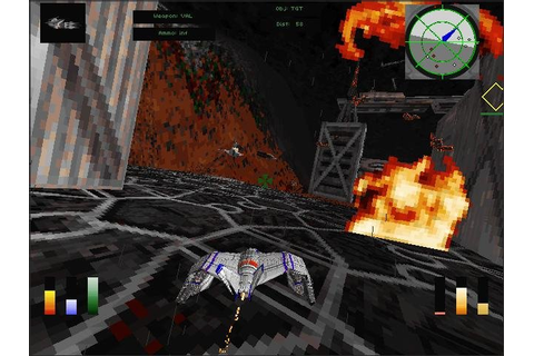 Hellbender (1996) - PC Review and Full Download | Old PC ...