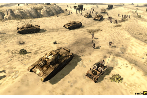 Operation Crusader - Desert Rats by rainamechan on deviantART