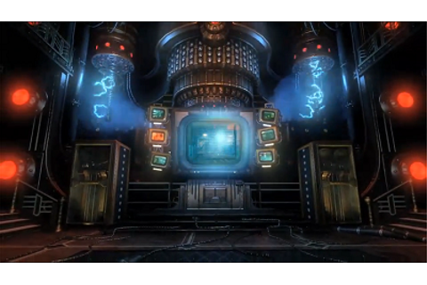 The Games of Chance: REVIEW - BioShock 2: Minerva's Den DLC