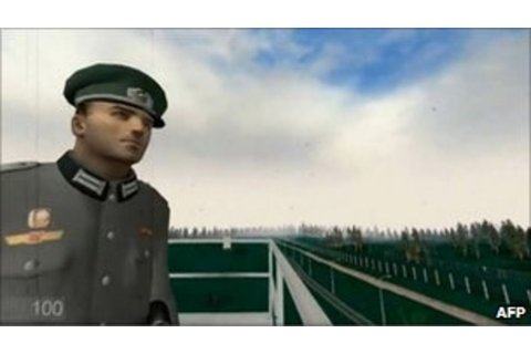 German Cold War border guard game 1378 sparks controversy ...