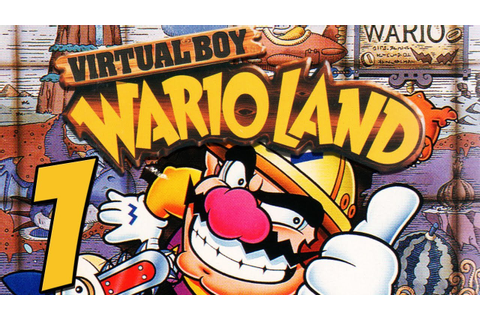 Let's Play Virtual Boy Wario Land - Part 1 - Die ...