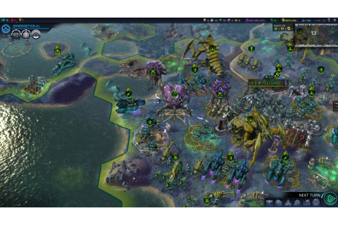 Civilization: Beyond Earth Doesn't Offer Players Anything ...
